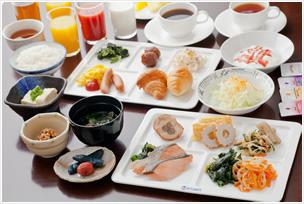 9.ご朝食