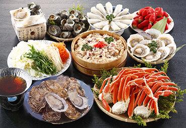 【Go To トラベル支援対象事業】新春最上稲荷参拝と冬の味覚7種食べ放題