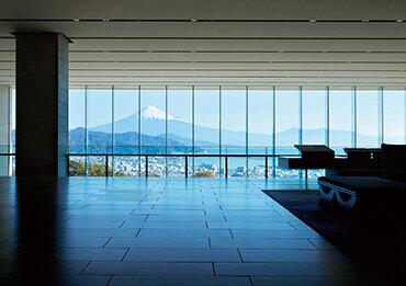 風景美術館 日本平ホテルに泊まる 日本平夢テラス展望回廊と久能山東照宮