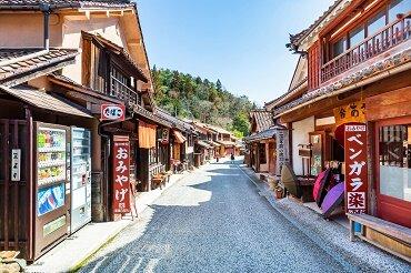 第44回謝恩ツアー C 日本遺産「ジャパンレッド」発祥の地 吹屋散策と日生みかん狩り