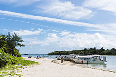 FDAチャーター便で行く おーりとーり石垣島観光コース