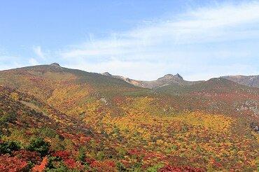 FDAで行く 錦秋のベストシーズン!安達太良山ロープウェイ空中散歩と裏磐梯・蔵王3日間
